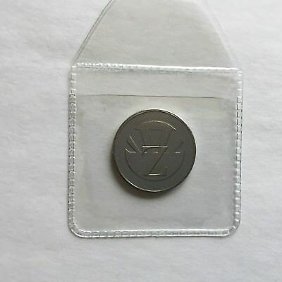 Great British Coin Hunt A-Z Alphabet 10p. Uncirculated Z For Zebra Crossing 2018