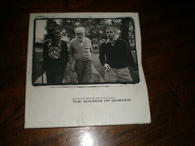 Beastie Boys BOXED SET Anthology:  The Sounds Of Science LIMITED TO 6000