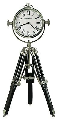 "635-211 Howard Miller New Mantel Clock -""Time Surveyor Ii "" 635211"