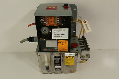 NSK / Vogel Spindle Oil Air Unit OAE/MVA5-P1X4P2 IN1895