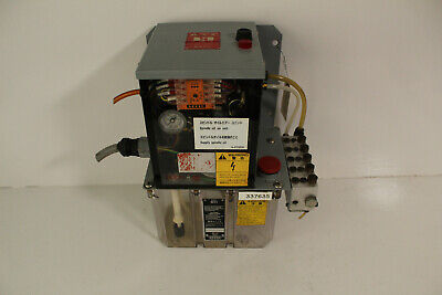 NSK / Vogel Spindle Oil Air Unit OAE/MVA5-P1X4P2 IN1896