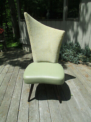 Terrific Vintage Mid Century Hollywood Regency Asymmetrical Swivel Chair Kagan Style Home Interior And Landscaping Mentranervesignezvosmurscom