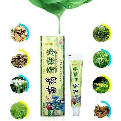 Chinese Medicine Herbal Relieve Itching Pruritus Skin Care Antipruritic Cre P0L1