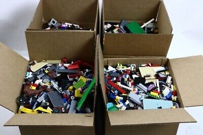 2 POUNDS OF LEGOS Bulk lot 100% LEGO two pounds of LEGO large order = $$ savings