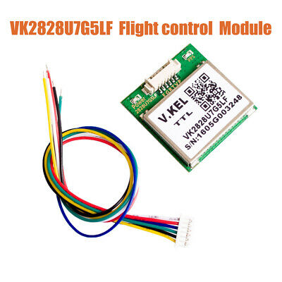VK2828U7G5LF GPS Module Antenna TTL 1-10Hz with FLASH Flight Control Model