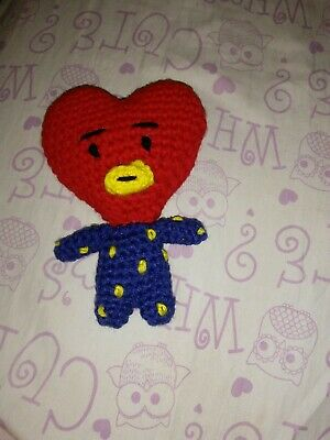 KPOP BTS BT21 Stuffed Plush TATA