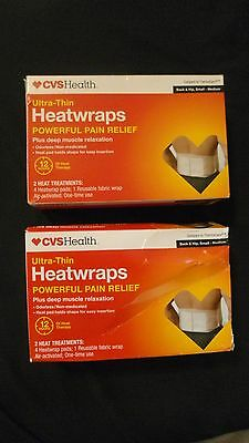 CVS ULTRA THIN Pads With Flexible Fit 14 Count Heavy Overnight - Lot