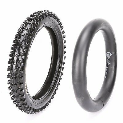 Kenda 60/100-12 Tire Tyre + 2.5-12 Tube  for Off Road Dirt Pit Bike Motorcycle