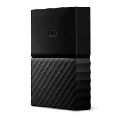 Western Digital My Passport 2TB USB3.0 Portable Hard Drive- Black