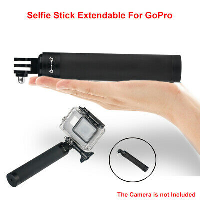 Adjustable Handheld Mini Extendable Selfie Stick for Gopro Camera Monopod Tripod