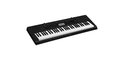 Casio 61 keys touch-sensitive keyboard with USB