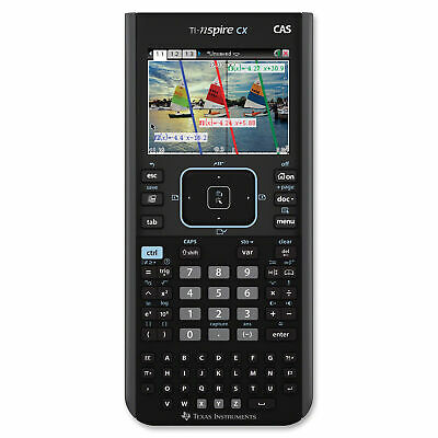 Texas Instruments Graphics Calculator with Colour Screen