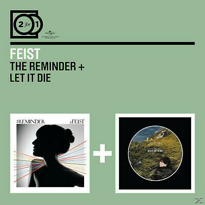 Feist - 2 For 1: The Reminder/Let It Die [CD]
