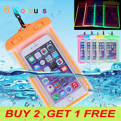 Universal Waterproof Underwater Phone Case Dry Bags Pouch For All Smartphones