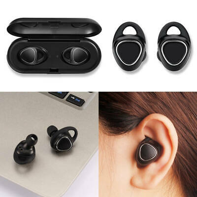 Fit Samsung Gear iConX SM-R150 Wireless Headphones Earbuds Headset Sports In-Ear