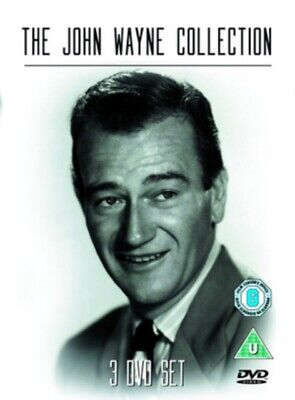 Nuevo John Wayne - Mclintock / Angel And The Badman / His Private Secretary DVD