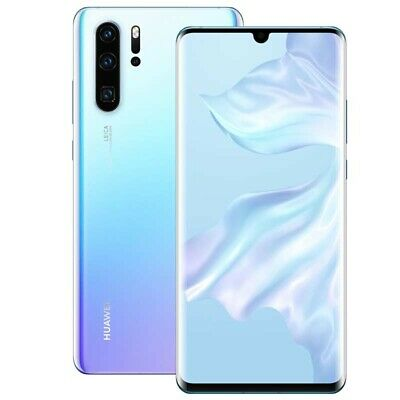 Huawei P30 Pro 128GB Dual-SIM Smartphone breathing crystal Android 9.0 Pie 40 MP