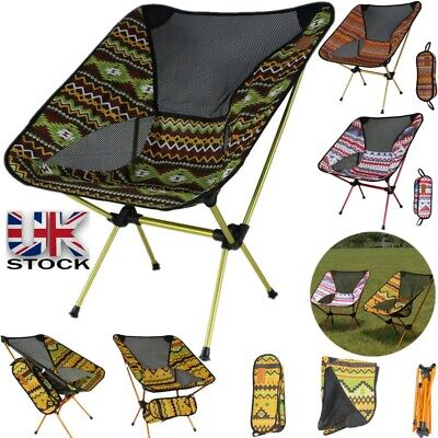Outdoor Portable Chair Hiking Ultra-light Fishing Folding Indian Camping Chairs
