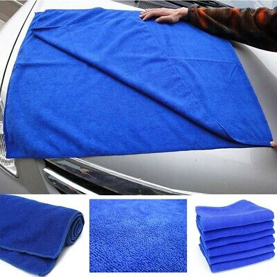 Microfiber Cleaning Cloth Towel Rag For Car Polishing Auto Detailing No Scratch
