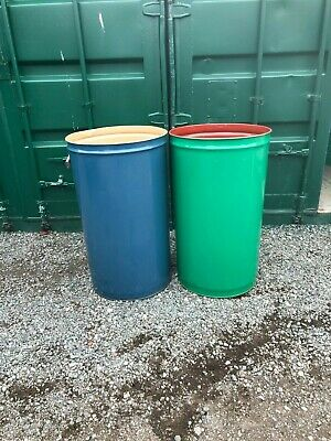 210 Litre Large Garden Burner/Incinerator/Bonfire Bin/Burning Drum