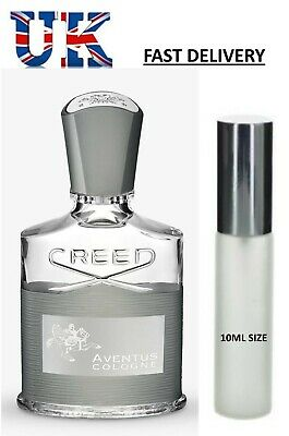 The Brand New Creed Fragrance Aventus Cologne 10Ml **Limited Stock**