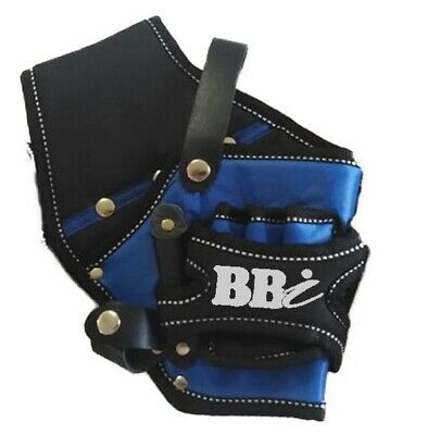 Blue Drill Holster Cordless Tool Holder Heavy Duty Belt Pouch Padded Easy Fit