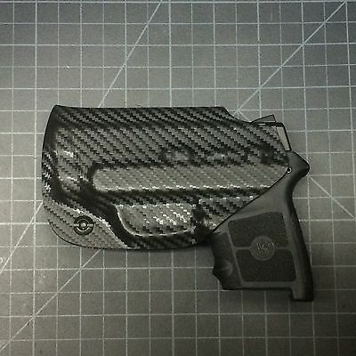 Smith & Wesson Bodyguard 380 With Laser Iwb Kydex Holster