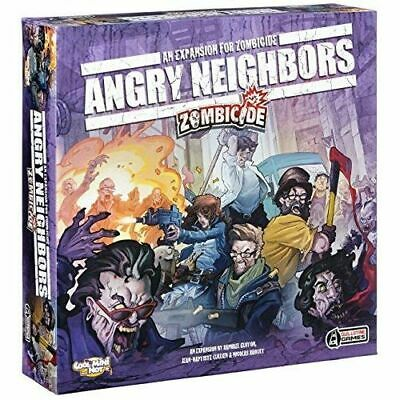 Zombicide Angry Neighbours - Brand New & Sealed