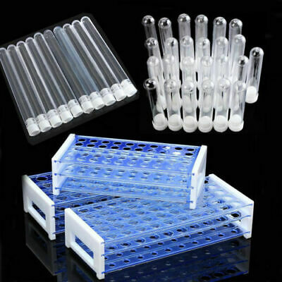 13/16/18MM  Plastic Test Tubes Pipe Rack Holder Detachable Centrifugal Stand