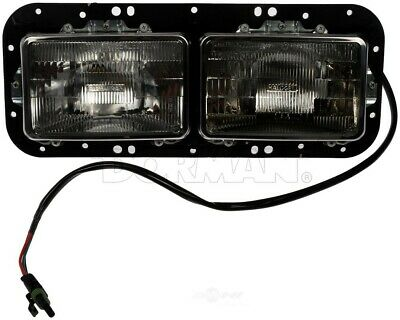 Fit 1981-2019 Kenworth 1982-2020 T800 1982-1985 T600 Driver Left Front Headlight