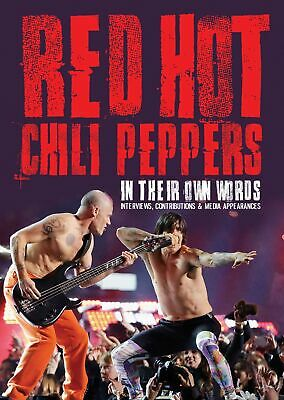 Red Hot Chili Peppers - In Their Own Words - DVD - New