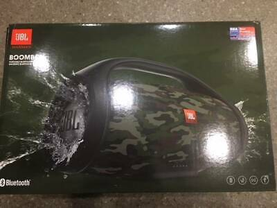 NEW SEALED JBL Boombox Portable Bluetooth Speaker Squad MONSTROUS 24HR ALL DAY