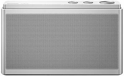 Panasonic Sc-Na30 Wireless Bluetooth Speaker Silver - Ex-Display With Warranty