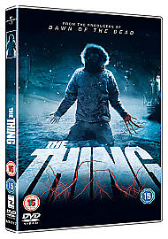The Thing (2011) [DVD] - a prequel to John Carpenter's classic VGC