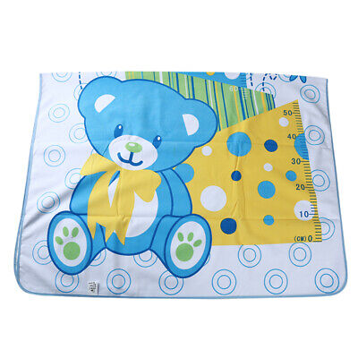 100*150cm Baby Reusable Breathable Infant Mattress Waterproof Changing Pad LH