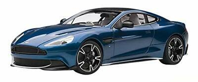 AUTOart 1/18 Aston Martin Vanquish S 2017 metallic blue finished product Japan
