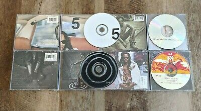 Lenny Kravitz 4 CD Lot - Greatest Hits, Circle, 5, Are You Gonna Go My Way