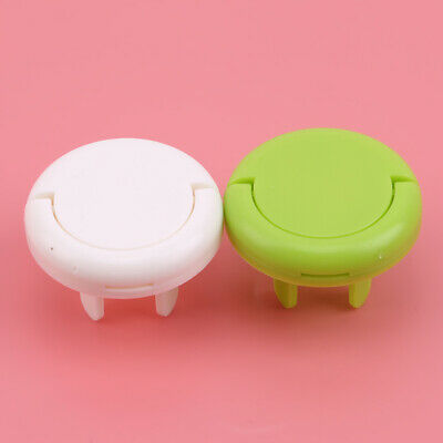 Safety Child Baby Proof Electric Outlet Socket Plastic Cover for EU Plug LH