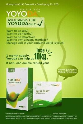 Yoyoda Slimming Enzymes Meal Replacement Powder