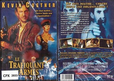 Cpx-2833 Dvd  Le Trafiquant D'armes Avec Kevin Costner Neuf