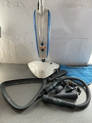 Vax S7 Upright And Handheld Steam Cleaner Fully Working With Accessories