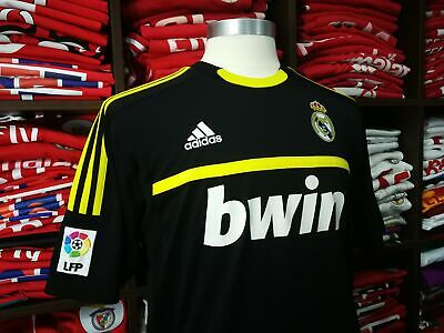 detailed look 1cde5 be3a3 REAL MADRID GK 2011/12 shirt - CASILLAS #1 -FC  Porto-Spain-Goalkeeper-Jersey (M)