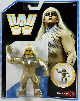 Wwe Goldust Wwf Retro App Mattel Series 9 Wrestling Action Figure Basic Aew Nxt