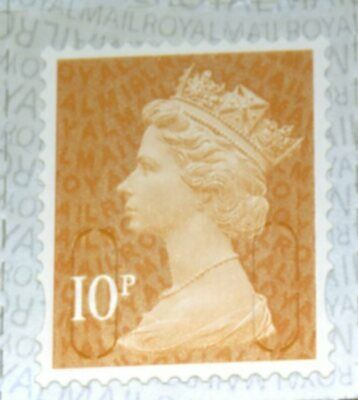 GB NEW 2019 SBP2u M19L 10p W1 CYLINDER DATE BLOCK OR SINGLE MACHIN DEFINITIVE