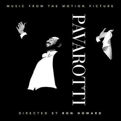 Luciano Pavarotti - Music From The Motion Picture - Soundtrack - CD NEU OVP