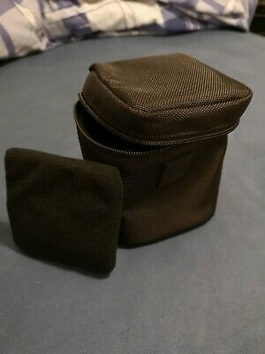 Authentic Sigma Soft Padded Lens Pouch / Bag / Case