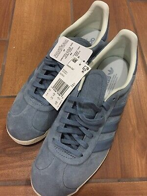 be60d6a1e72aa ADIDAS GAZELLE STITCH-AND-TURN Mens Shoes Raw Grey/Raw Grey/Off ...