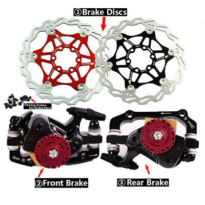 5Pcs Bicycle brake spacer disc brakes oil pressure bike parts cycling accessorB0