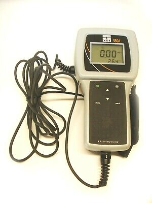 YSI 550A Dissolved Oxygen Meter - 12 ft. Cable & probe              4458