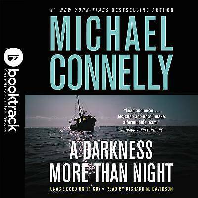 A Darkness More Than Night (A Harry Bosch Novel) by Connelly, Michael